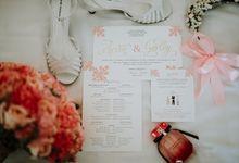 Arvin and Gerley Wedding by Santiago Alfonso Fotografia