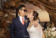 Tjiang & David by PIXOLA Photo Booth