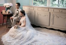 Stefan & Anastasia by JJ Bride