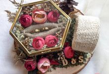 Ring Box by Rose For You