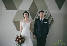 Chika & Reggio Wedding - September 2017 by Lemo Hotel