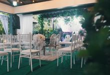 The Solemnization of Iqbal and Intan by Twinception Productions