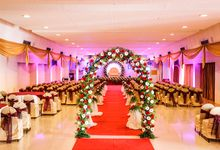Wedding by Fortune Pandiyan Hotel