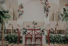 The Wedding of Siti & Ahmad by AkuKamu Photography