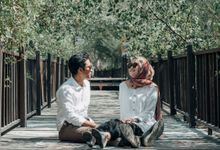 PREWEDDING NOVIE & KHAKIM by Fitara photography