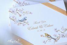 Wedding of Edrick & Celine by Ellinorline Gift