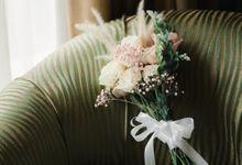 Wedding Day Sheila Osmond by Solemn Studios