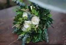 Serene & Elegant Forest Wedding by ALTUZ events