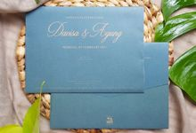 Mini Softcover + Amplop by Farever Invitation