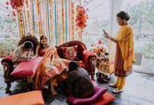 Indian Destination Wedding K&S by Happierwedding
