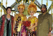 Stanford & Mei Ling by Bella Donna Wedding Organizer