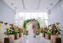 Luxury Epic Wedding by X2 Bali Breakers Resort