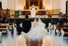 Sundoro & Lia Wedding by Dhika by MA Fotografia