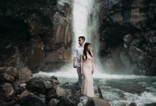 STEVEN & FENNY PREWEDDING by DHIKA by MA Fotografia