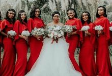 NOLA WEDDINGS by Pink Petals Floral Studio