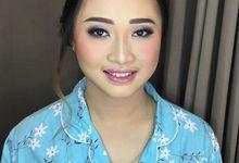 Makeup for prewedding by riris indah makeup