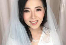 Wedding Make up & hairdo by ICA Make Up Artist