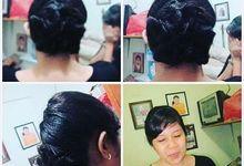 Hairdo Modern Sanggul by PR_MUA