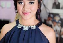 Makeup Graduation by Lina Lie Makeup