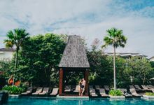 Pre-Wedding of Yilin & Benjamin (Resort) by Sofitel Bali Nusa Dua Beach Resort