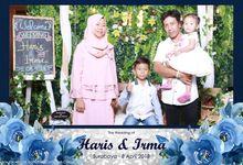 Haris & Irma - Wedding Day by The Caramel's Corner