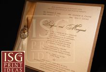 Weddings Chic and Fancy by ISG Print Ideas