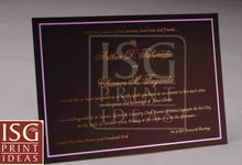 Wedding Formal Invitation by ISG Print Ideas