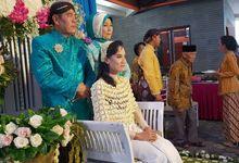 Siraman Calon Pengantin RACHMA dan RACHMAD by JACK HARYANTO MC