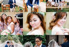 Mark x Meg Wedding Teaser by Dauntless Blissful Creatives