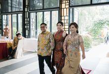 MC Sangjit Satoo Garden Shangrila Jakarta  by Anthony Stevven by Anthony Stevven