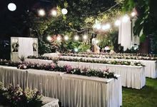Wedding By @rinarahmadi_projects by RINA RAHMADI PROJECTS