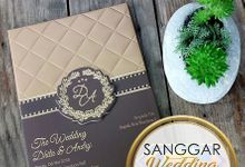 DHITA & ANDRY (Cozy Brown Beauty Luxury) by Sanggar Undangan