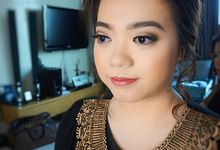 Graduation Makeup by Aprilia Make Up Artist