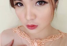 Photoshoot Makeup by Juny Veniera Makeup Artist