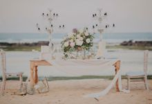 Pre-Wedding of Yilin & Benjamin by Sofitel Bali Nusa Dua Beach Resort