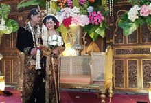 Wedding LITA dan YOSEKA by JACK HARYANTO MC