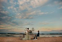 Pre-Wedding of Yilin & Benjamin by Sofitel Bali Nusa Dua Beach Resort