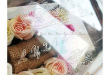 Contoh Grafir | Wedding Ring Bearer Box Indonesia - Celemor by Celemor