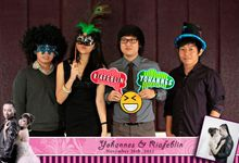 Wedding - Yohanes & Ria by Caderie Photobooth