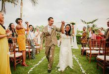 Tie The Knot - Cynthia & Alex by Bali Blessing Organizer