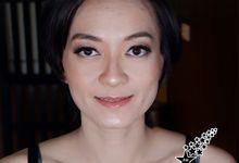 WEDDING PARTY by Fifi Huang Makeup