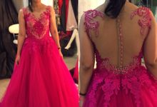 Client Fitting & Special Design Gown and Kebaya part 3 by Tommy Figo