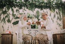 Mutia & Arief Wedding by Kanva Pictura