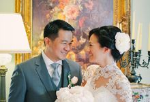Budi & Serenna by Carte Blanche Wedding Design
