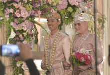 The Wedding of Riska & Indra by Tiska Catering