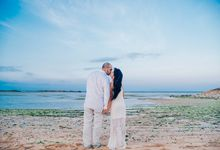 Raffi and Armash Engagement by De Photography Bali