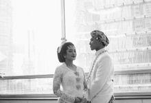 Benita & Diandra Wedding Highlight by IKK Wedding Planner