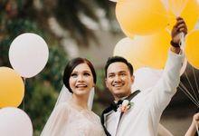 JOEL & HAPPY WEDDING by WILL and LOOK by MA Fotografia