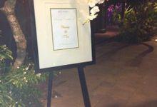 Nick & Miao by Bali Dream Wedding