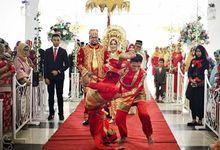 Wedding Nikko & Okky by FAIRYTALE WEDDING PROJECT PADANG